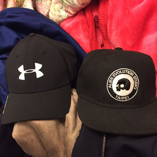 UA帽子.Aes SnapBack