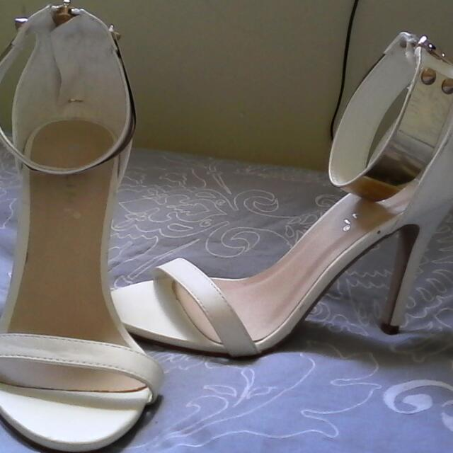 White High Heels :)