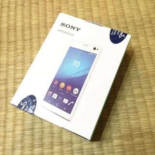 [ 全新急售 ] Sony Xperia C4 晶透白 空機