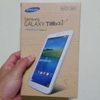 (Reserved)BNIB Samsung Galaxy Tab 3V (7.0) Wi-Fi 8GB