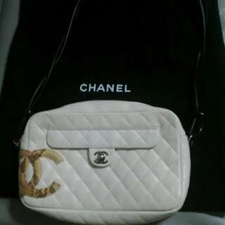 Authentic Chanel Cambon Sling Bag
