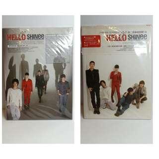 《SHINee第二張專輯HELLO 台灣特別版》尋有緣人😉