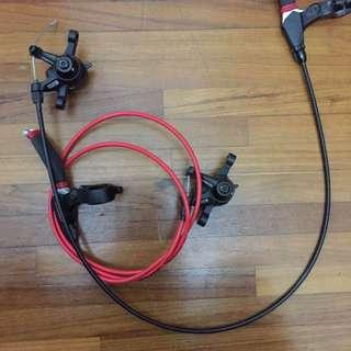 Tektro Mechanical Brakeset