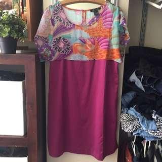 Fuchsia Summer Dress!