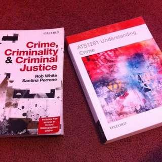 Criminology Textbooks