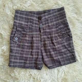Choco Wafer Shorts