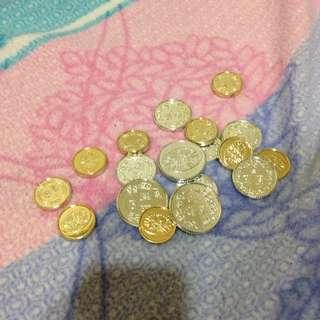 🚚 [贈品]假硬幣
