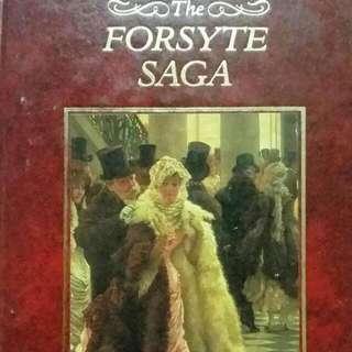 The Forsyte Saga by John Galsworthy