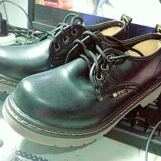 學院風大頭鞋罵丁鞋皮鞋~~