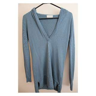 Blue Giordano Sweater - Size S