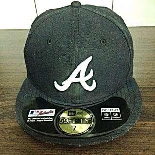 (特價)大聯盟 Era黑色棒球帽 含運費