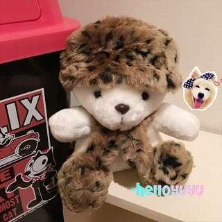 滿500就送小熊娃娃💕只送不賣!只有2隻!