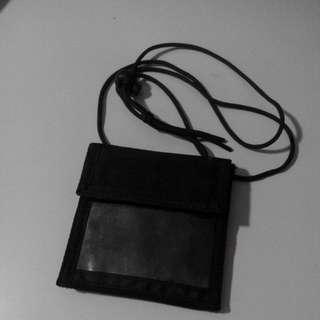 Sapper black card pouch