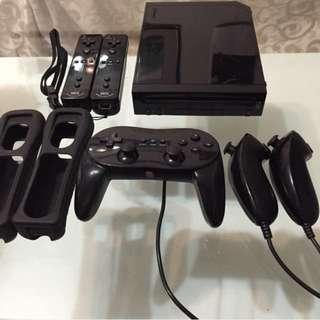 Wii 超值組合 市值10000 半價出售9成新
