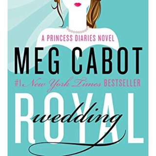 Royal Wedding:A Princess Diaries Novel By Meg Cabot