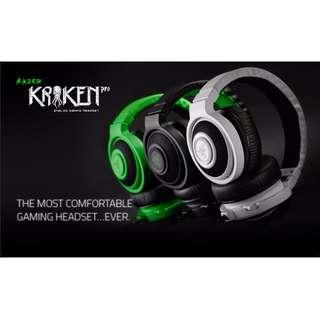 Razer Kraken Pro 2015 - Analog Gaming Headset