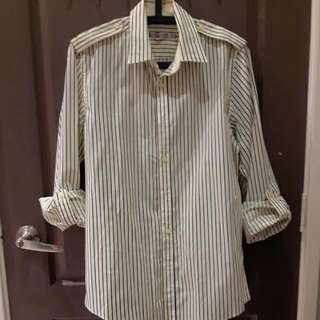 Used Topman Long Sleeve Shirt