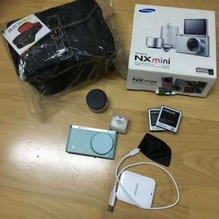 NX mini 相機