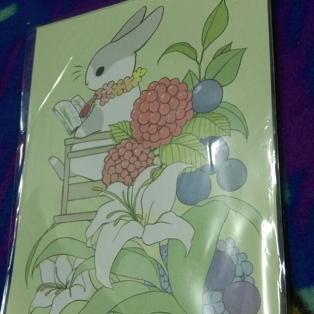 ㄇㄚˊ幾兔筆記本