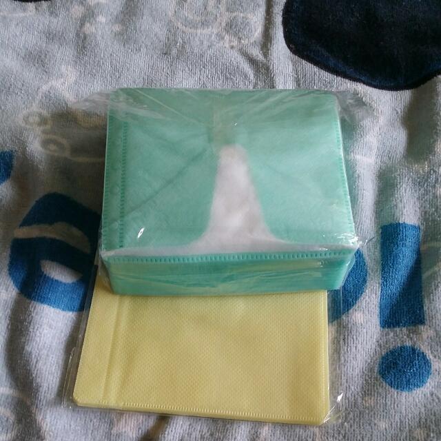 光碟片保存袋
