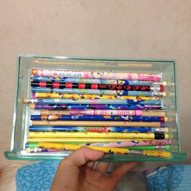 [贈品]全新鉛筆✏️