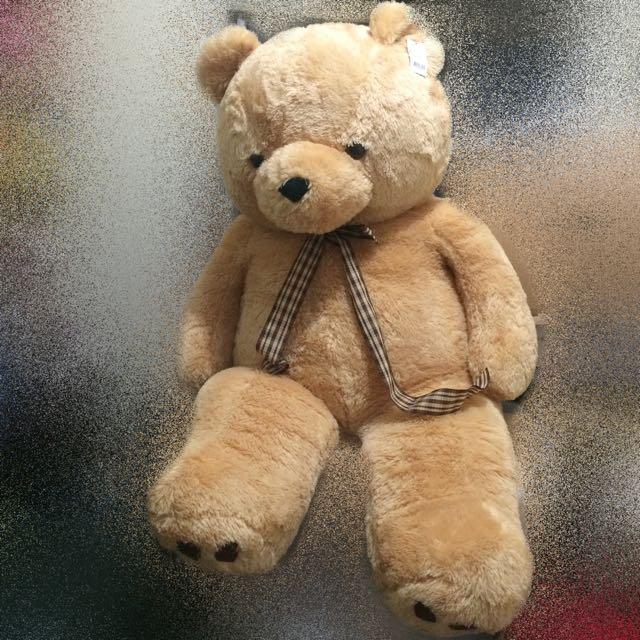 🐻超大泰迪熊 玩偶