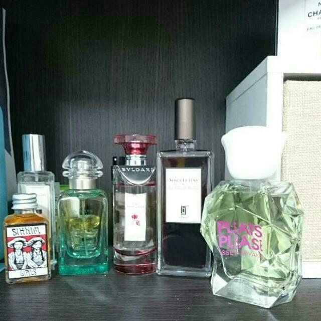 🎀歡迎換香🎀 盧丹詩 Hermes Dior 寶格麗 等香水😄