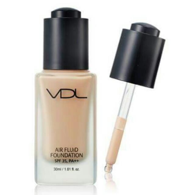 韓國代購💖 VDL X Pantone 空氣感粉底液