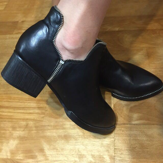air space 踝靴