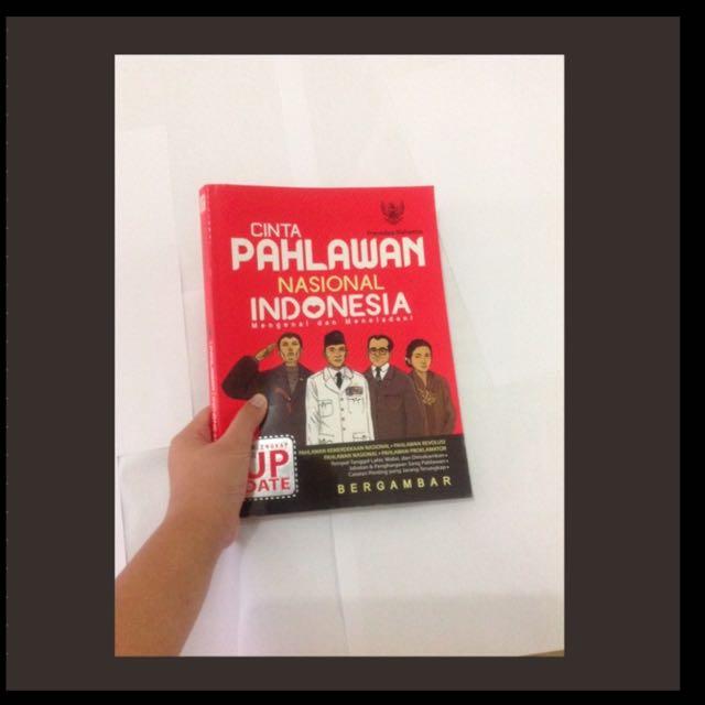CINTA PAHLAWAN NASIONAL INDONESIA