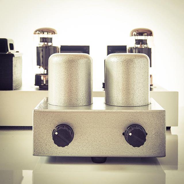 DIY Audio Transformer Passive Preamp
