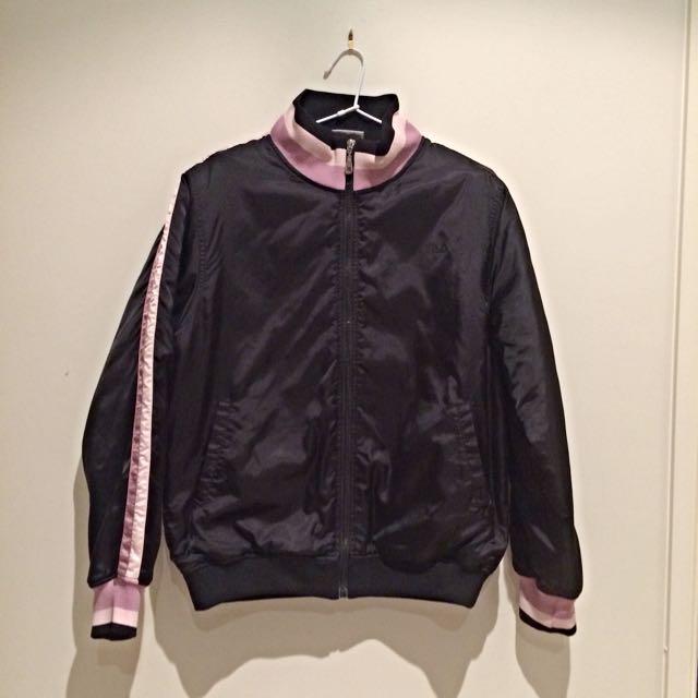 Fila Silk Jacket