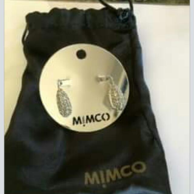 Genuine Mimco Earrings
