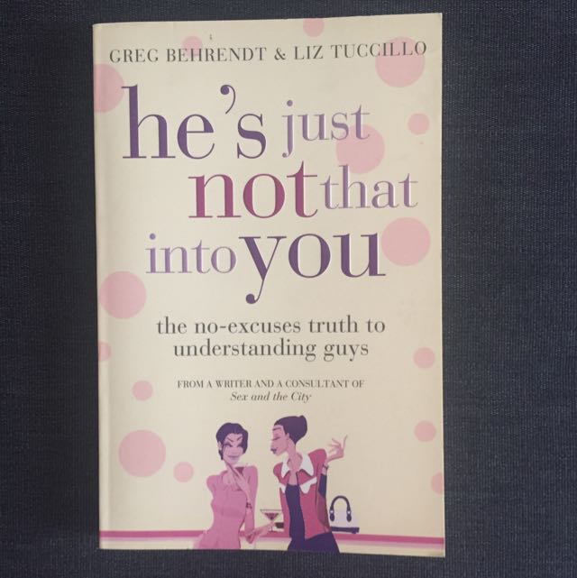 He's Just Not That Into You Book