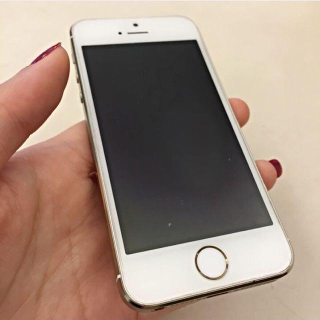 iphone 5s 16g金色