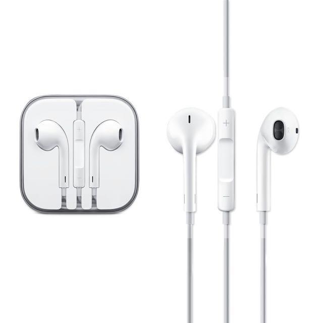 iPHONE 原廠耳機(全新含運)