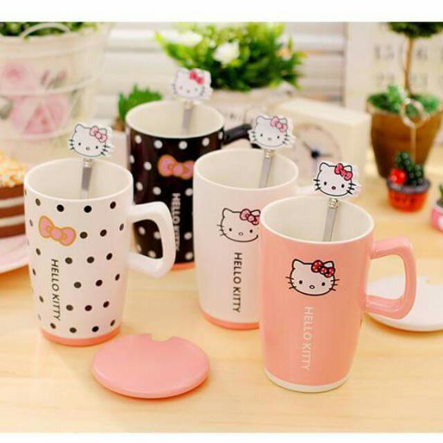 Kitty 馬克杯(免運)