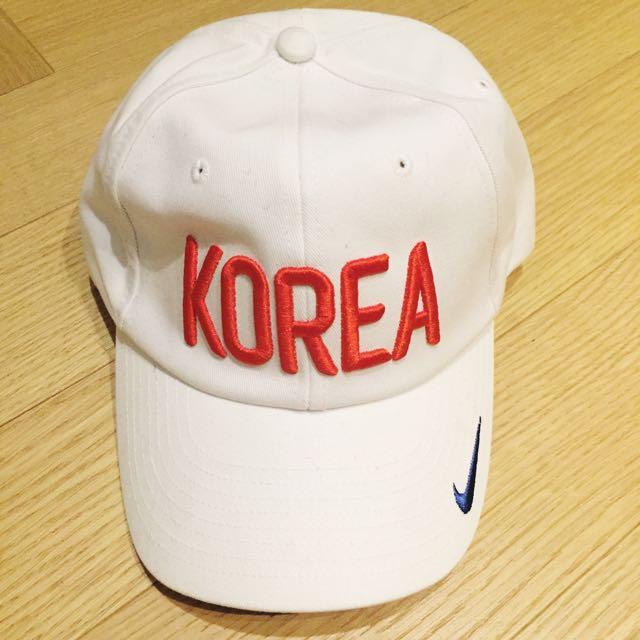 NIKE韓國老帽✔️