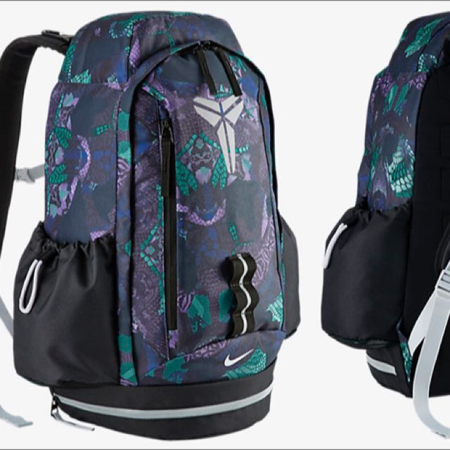 check out 023a0 a2e47 NIKE KOBE BLACK MAMBA BACKPACK, Sports on Carousell
