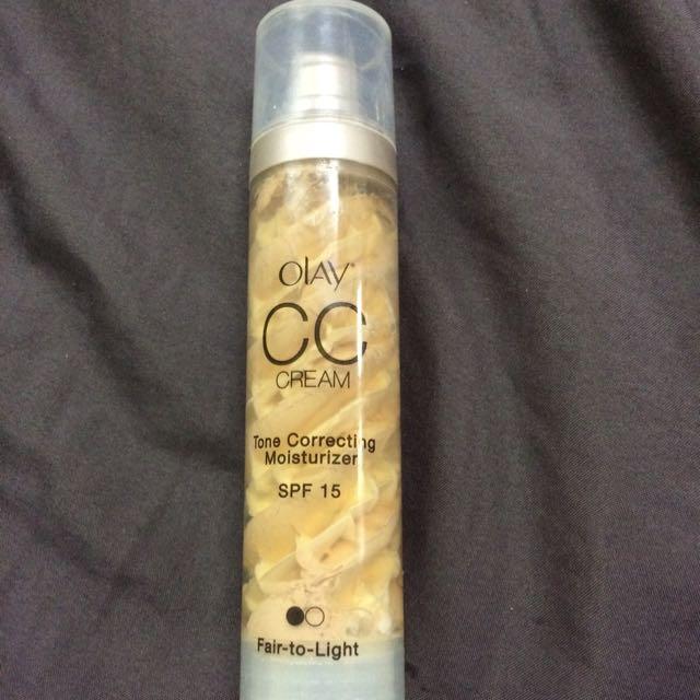 OLAY超完美修護CC霜 亮膚色
