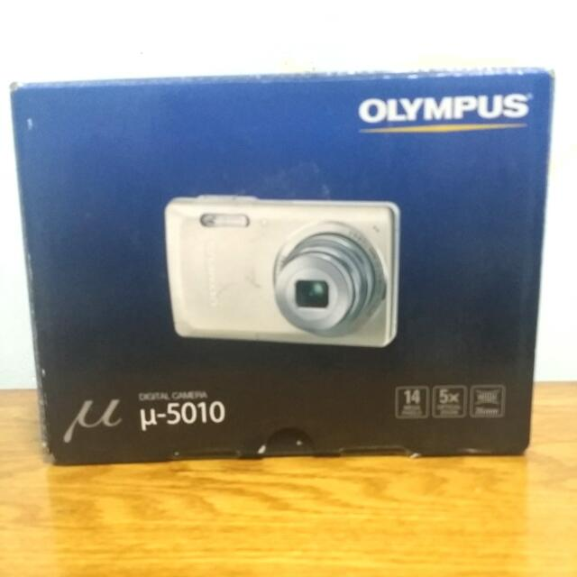 OLYMPIS-u5010 相機