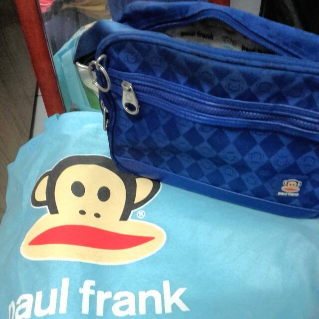含運Paul Fran大嘴猴包