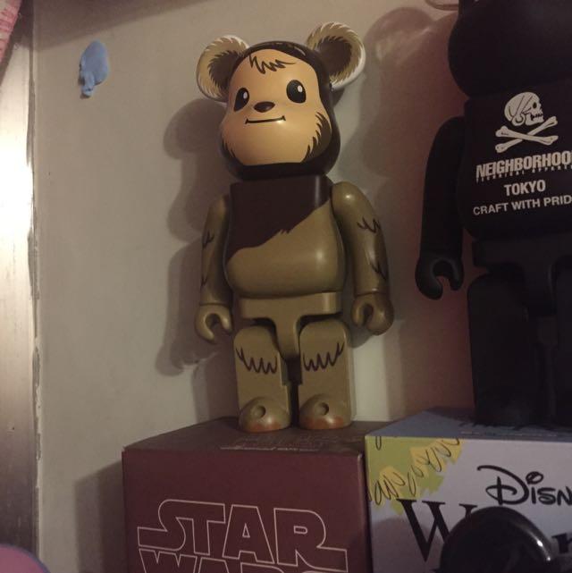 Star Wars 400%bearbrick