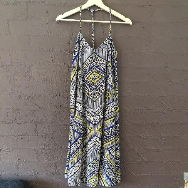 T-back Summer Dress