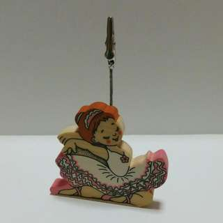 Ballet Dancer Handicraft Photo Clip From Italy