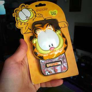 Iphone 5/5s Garfield Limited Edition Casing