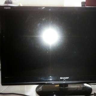 "Sharp LED TV 24"""