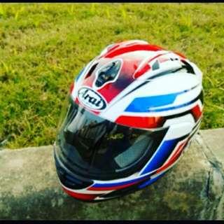 Helmet Full Face Arai Clone