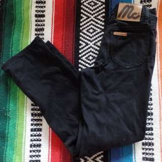 Mc black skinny jeans