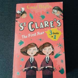 St. Clares, The First Year (3 In 1)